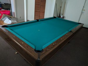 Pool Table Removal Billiards Disposal Chuck It Junk Removal