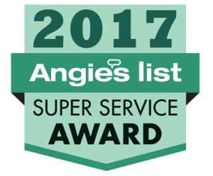 Chuck It Earns 2017 Angie's List Super Service Award