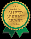 Angies List Junk Removal Super Service Award 2014